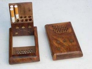 Карманная табакерка своими руками 4